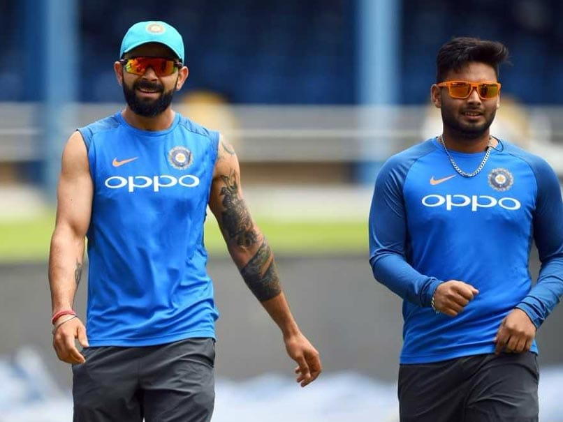 Rishabh Pant Follows Virat Kohli