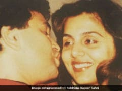 Happy Anniversary, Rishi And Neetu Kapoor. See Daughter Riddhima's Post
