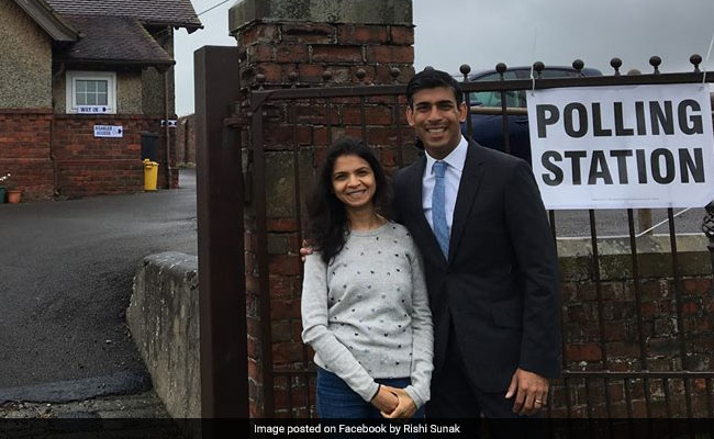 Narayana Murthy's Son-In-Law Inducted Into Theresa May's Top Team