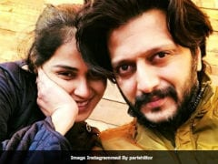 Riteish Deshmukh Reveals Why Wife Genelia D'Souza, Also His First Co-Star, Didn't Speak To Him Initially