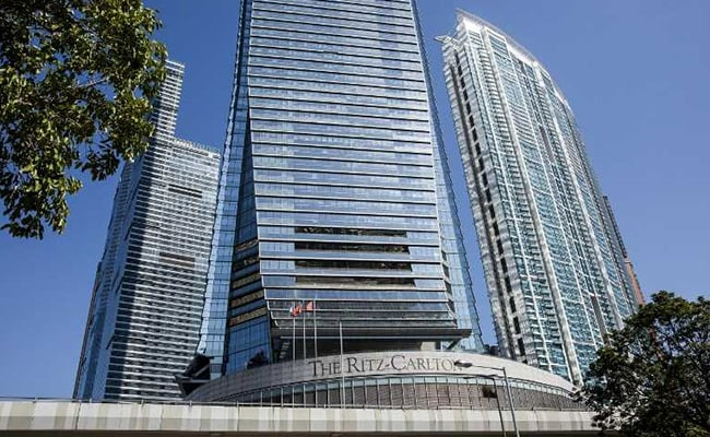 Man Suspected Of Killing Wife And Son At Ritz-Carlton In Hong Kong, Arrested