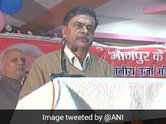 """Will Slit Throats"": Minister RK Singh Threatens Corrupt Contractors In Bihar"