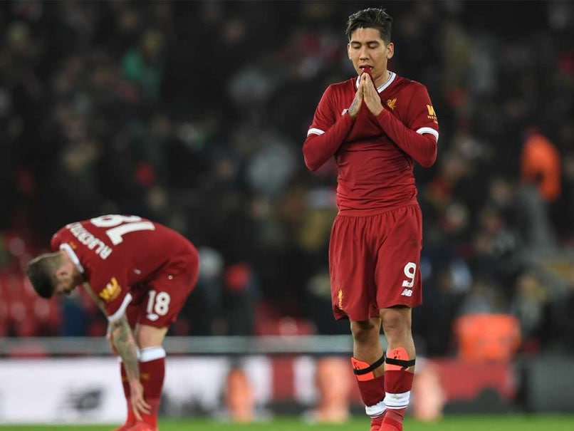 Liverpool Crash Out Of FA Cup After Defeat To West Brom
