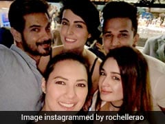 <I>Bigg Boss</i>: Rochelle Rao Posted This Reunion Pic And Transported Us To Season 9