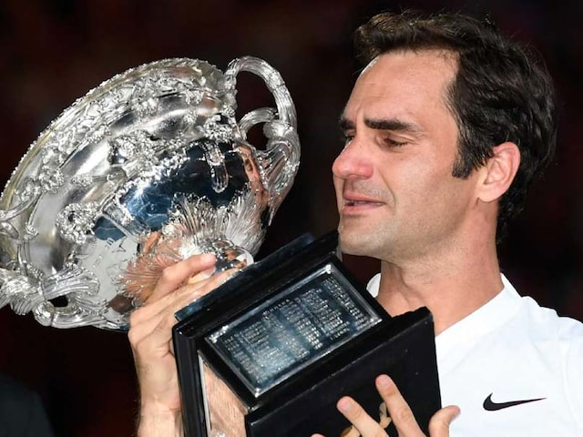 Australian Open: After 20th Grand Slam Win, Emotional Roger Federer Credits Wife For Keeping Him Going