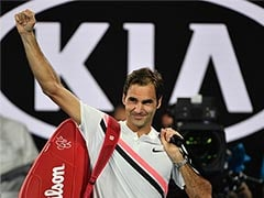 Australian Open 2018: Roger Federer Through To Finals After Hyeon Chung Retires