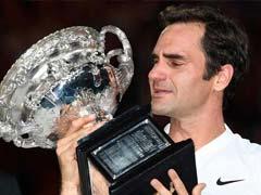 Australian Open: रिकॉर्ड 20वां ग्रैंडस्लैम जीतने के बाद फेडरर हुए भावुक, आंखों से छलकने लगे आंसू