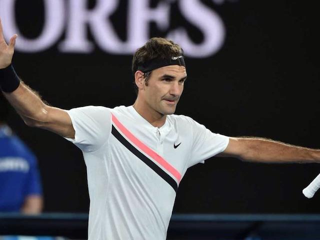Australian Open: Roger Federer Joins Angelique Kerber in Quarters