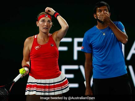 Australian Open 2018: Rohan Bopanna-Timea Babos Pair Ends Runner-Up