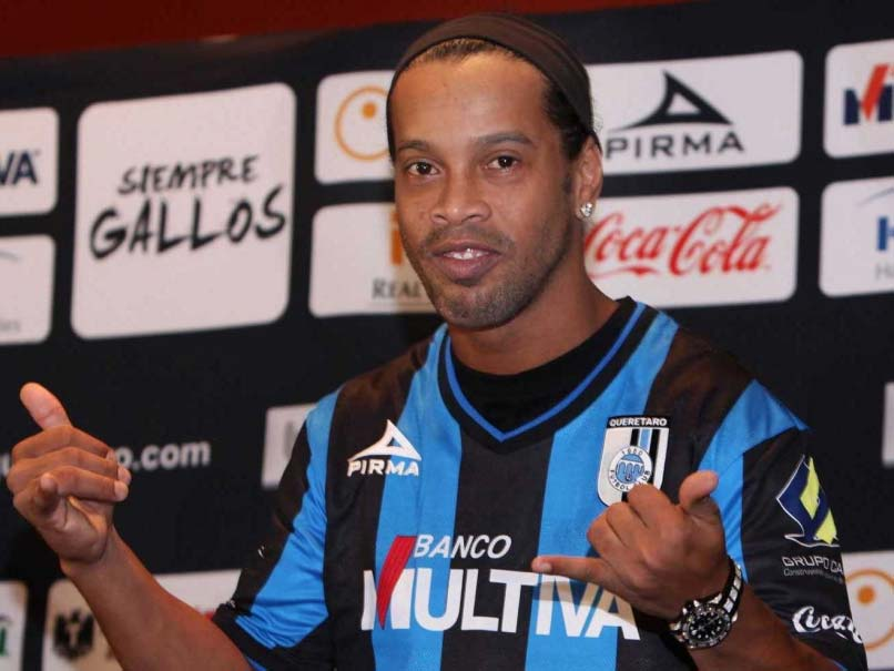 Ronaldinho Retires From Professional Football, Says His Brother
