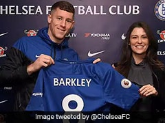 Premier League: Everton's Ross Barkley Completes Chelsea Switch