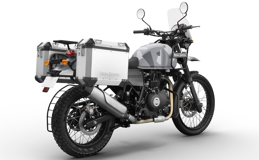 royal enfield himalayan sleet edition