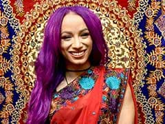 WWE Women's Royal Rumble: Loved Indian Culture, Can't Wait To Come Back, Says Sasha Banks