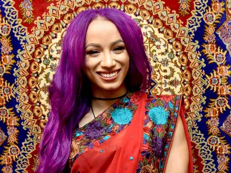 WWE Womens Royal Rumble: Loved Indian Culture, Cant Wait To Come Back, Says Sasha Banks