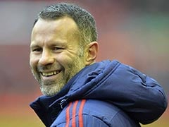 Ryan Giggs, Manchester United Great, Named Wales Manager