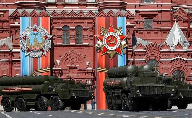 Russia Deploys More Missiles To Kill Fighter Jets In Crimean Escalation