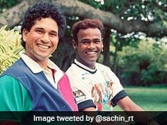 'Tum Jiyo Hazaaron Saal': Sachin Tendulkar Wishes Vinod Kambli On His Birthday