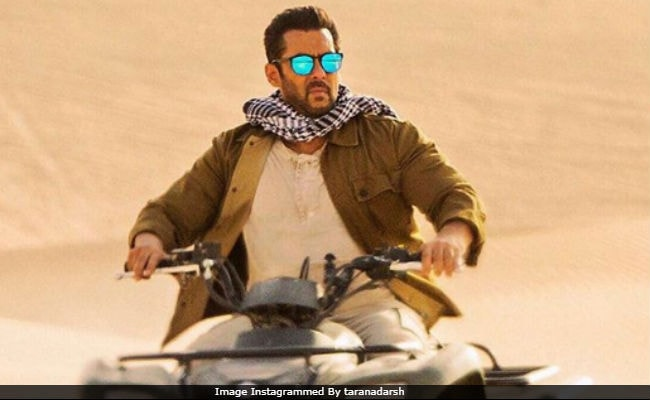 Tiger Zinda Hai Box Office Collection Day 11: Salman Khan Begins New Year With A 'Power-Packed Punch'