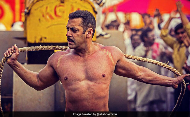 Salman Khan Says My Body Is Like A Diesel Engine Dare To Disagree