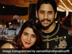 Samantha Ruth Prabhu's New Year Post Holds An Adorable Message For Naga Chaitanya