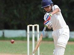 कुछ ऐसे 'द्रविड़ क्लास' दिखाई राहुल के बेटे समित ने!