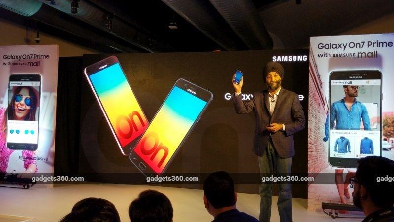 Samsung Galaxy On7 Prime भारत में लॉन्च, जानें कीमत और सारे स्पेसिफिकेशन