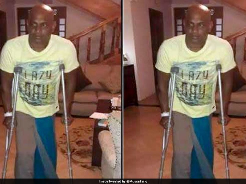 Sanath Jayasuriya Suffering From Knee Injury, Unable To Walk Without Crutches