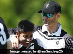 Michael Clarke Helped Me Grow As A Cricketer, Says Sandeep Lamichhane