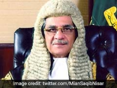 "Row In Pakistan Over Chief Justice's ""Woman's Skirt"" Analogy"