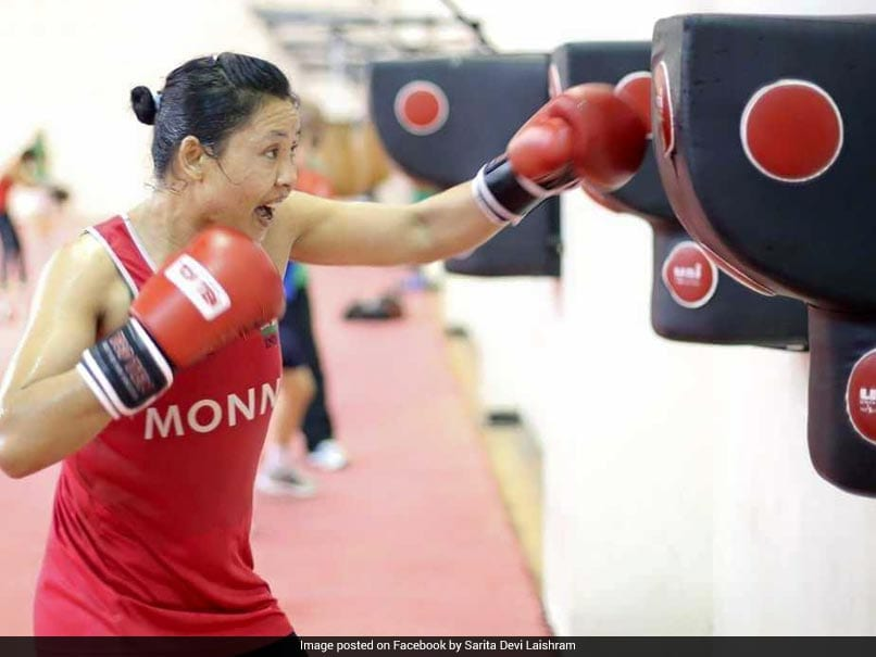 National Boxing Championships: Sarita Devi Advances To Quarters
