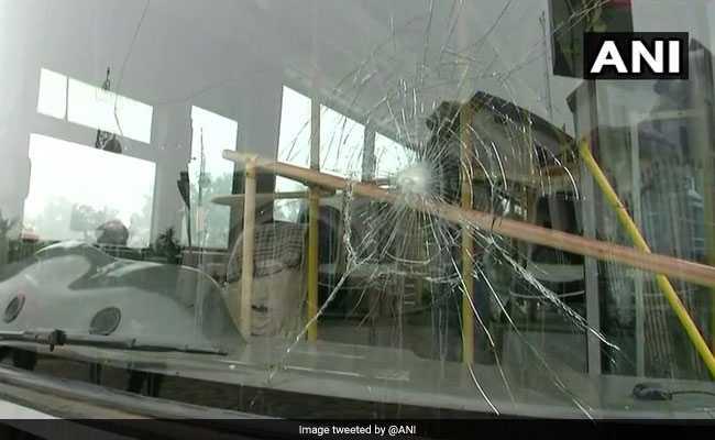 भोंडसी गांव के लोगों ने कहा, गुड़गांव में स्कूल बस पर हमले के मामले में पकड़े गए लोग निर्दोष