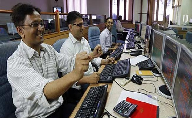 Sensex Gains Nearly 250 Points, Nifty Above 10,650