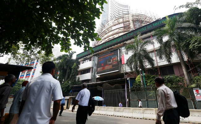 Sensex Opens 230 Points Higher, Nifty Above 10,800 On Positive Global Cues