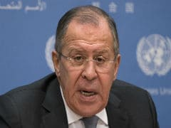 Russia's Sergei Lavrov Says Syria Rebels Must 'Act' To Make Truce Work