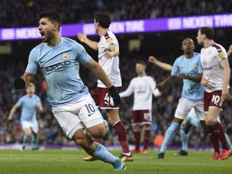 FA Cup: Sergio Aguero Lifts Manchester City, Stoke City Crash Out