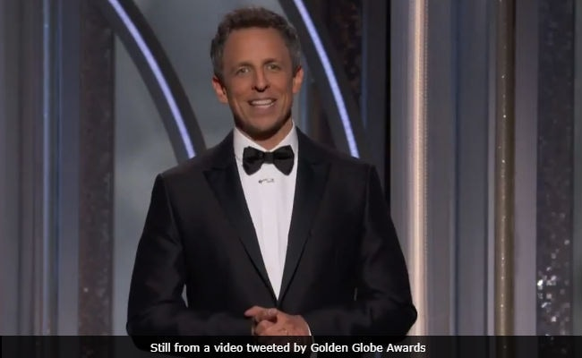 Golden Globes 2018: Host Seth Meyer Starts Show, Says 'It's Going To Be A Good Year'