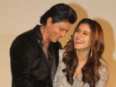 Kajol Says Working With Shah Rukh Khan Comes Naturally To Her