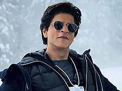 Shah Rukh Khan Being Shah Rukh Khan In Snowy Switzerland