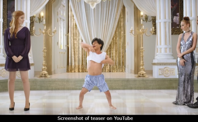 In Zero Teaser, Shah Rukh Khan Is 'Freaking Cute' As A Dwarf, Thinks Twitter