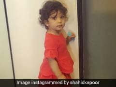 Shahid Kapoor's Daughter Misha Is Ready To Step Into His Shoes. See Pic