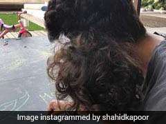 It's Just A 'Perfect Day' For Shahid Kapoor And Daughter Misha