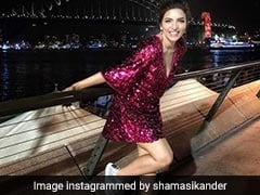 Shama Sikander Is Trending For Her Stunning Sydney Vacation Pictures