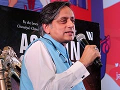 BJP Icon Rejected Constitution, Cannot Worship Both: Shashi Tharoor