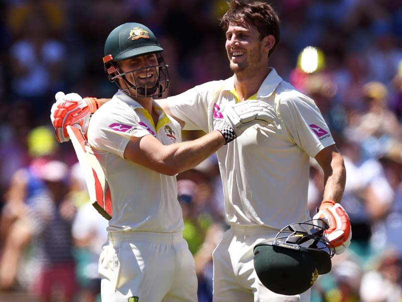 The Ashes, 5th Test: England Stare At Defeat After Marsh Brothers