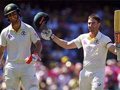 The Ashes, 5th Test: England Stare At Defeat After Marsh Brothers' Tons