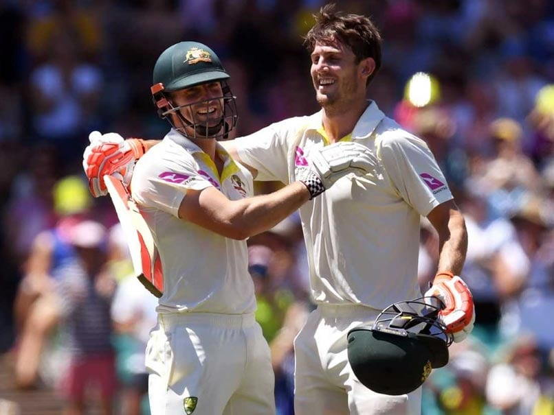How Mitchell And Shaun Marsh