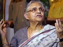 AAP की उम्मीद खत्म! कांग्रेस ने दिल्ली के लिए जारी की उम्मीदवारों की सूची, BJP के मनोज तिवारी के मुकाबले शीला दीक्षित को उतारा
