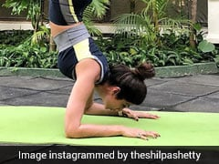 Yoga Pro Shilpa Shetty Has Mastered These Difficult Asanas