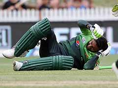 Injured Shoaib Malik Returns Home After Being Ruled Out Of Twenty20 Series Against New Zealand