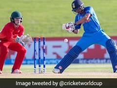 ICC U-19 World Cup: India Hammer Zimbabwe To Top Group B